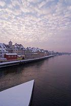 Winter in Regensburg II