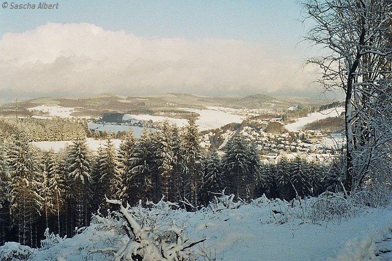 Winter in Rödgen
