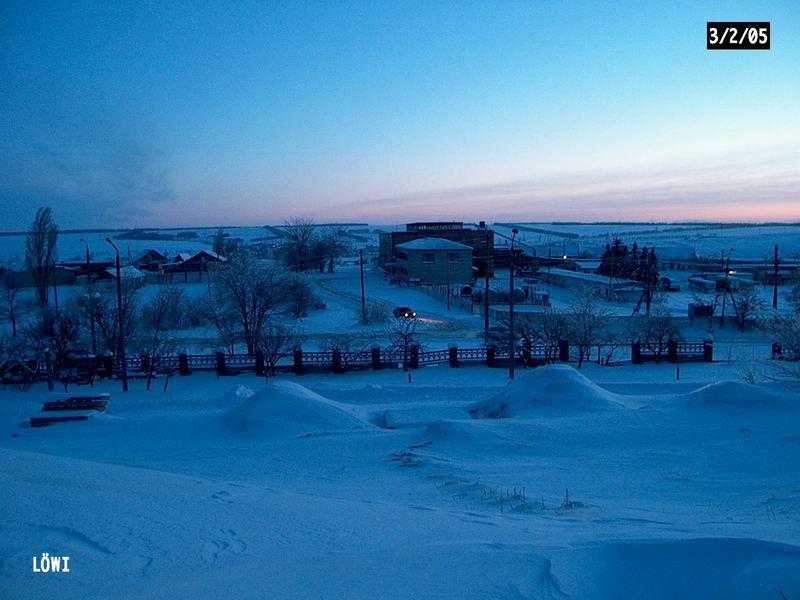 Winter in Rostov