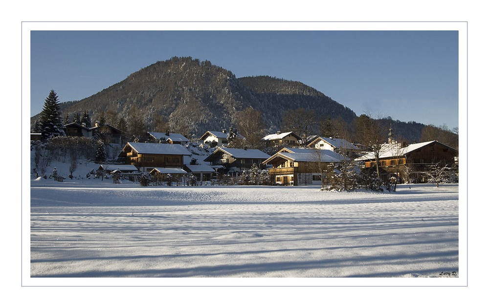 Winter in Ruhpoling