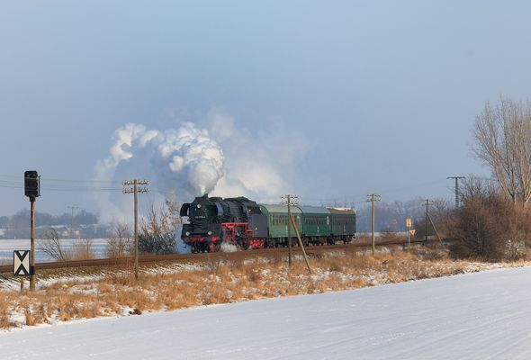 Winter in Sachsen Anhalt