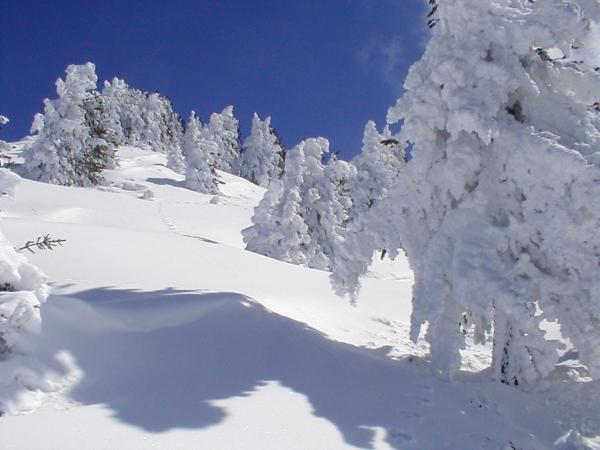Winter in Sölden