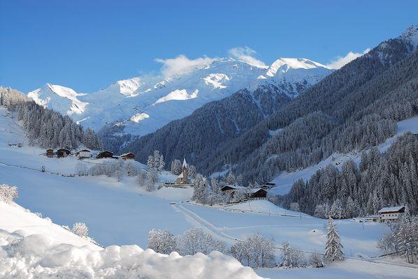 Winter in St. Peter im Ahrntal