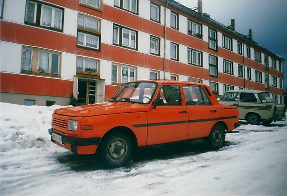 Winter in Stiege