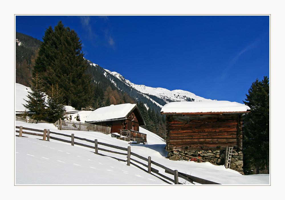 Winter in Tirol 2