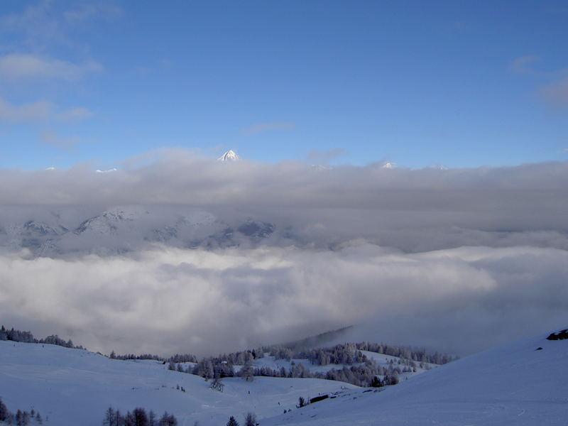Winter in Törbel