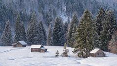 Winter in Werdenfels