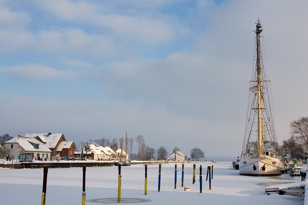 Winter in Wieck