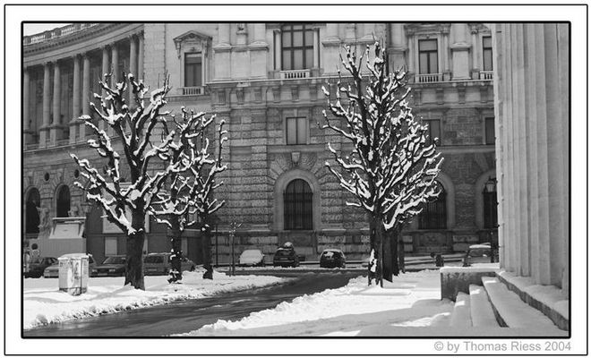 Winter in Wien 2