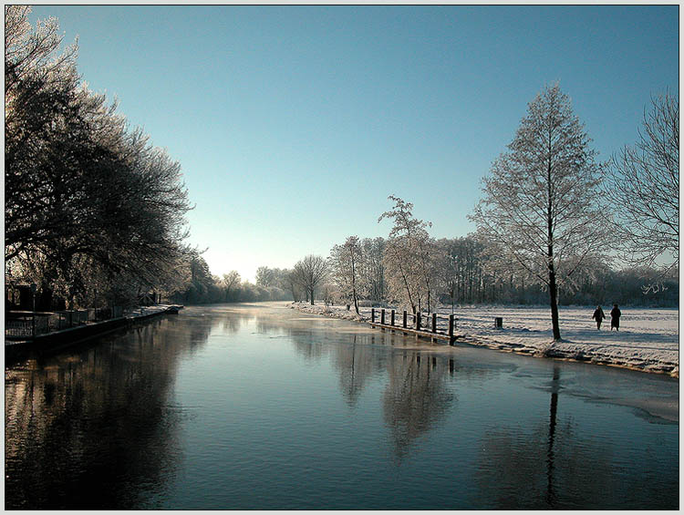 Winter in Worpswede II