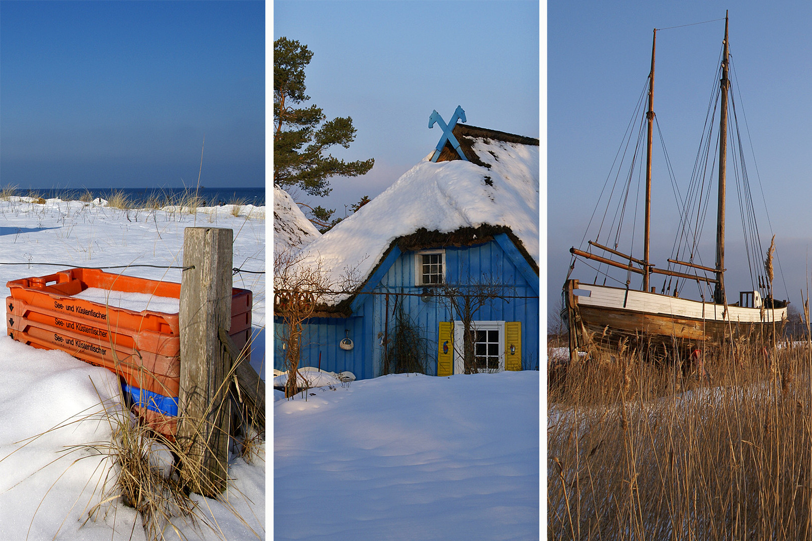 Winter in Zingst