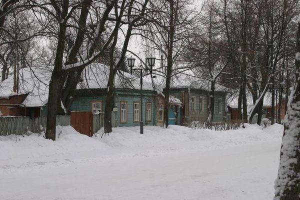 Winter ins Susdal