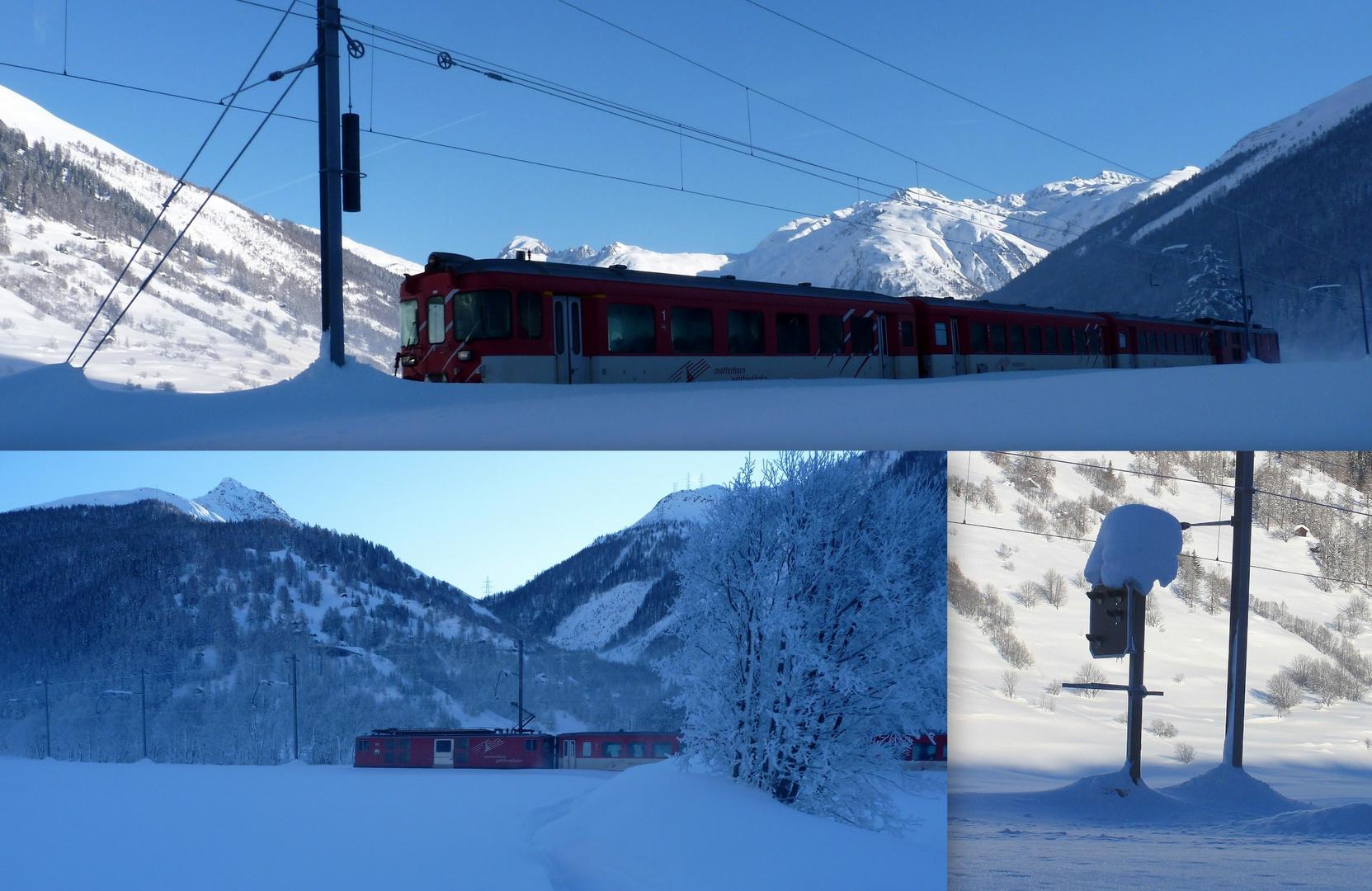 Winter / Invierno / Hiver