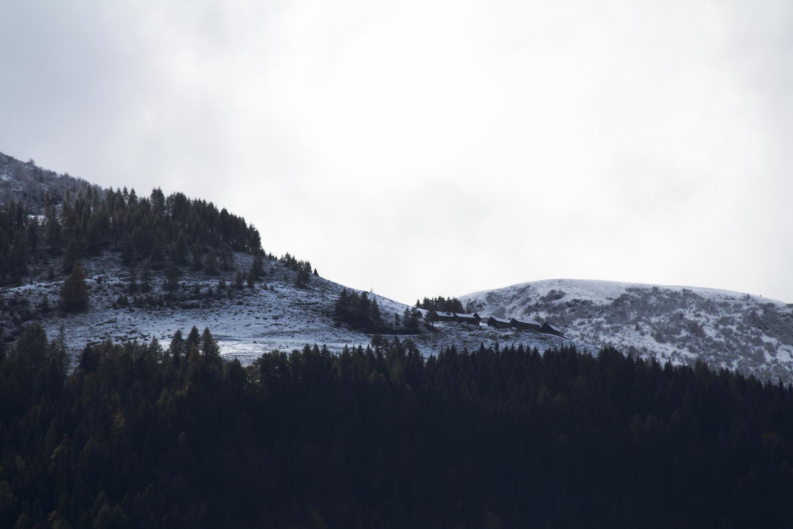 Winter is coming soon...