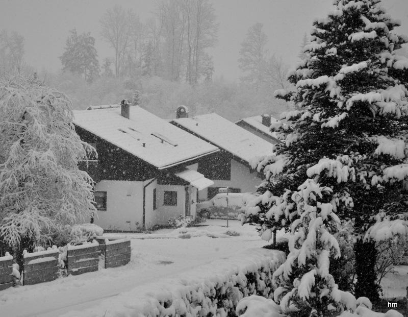 Winter ist zurück!!!