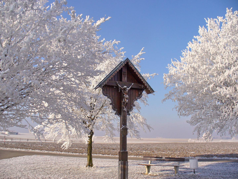 Winter Kreuz