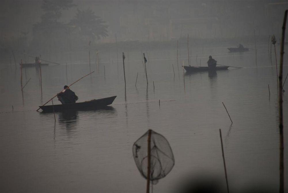 winter mist by sabyasachi Nath
