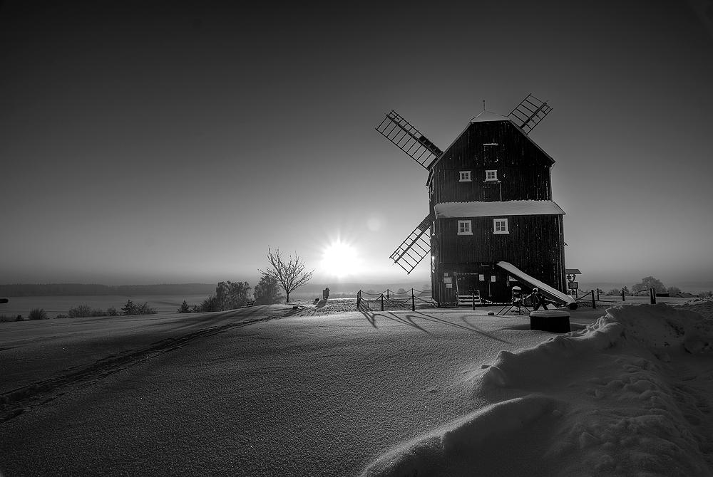 Winter mit Photomatix