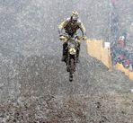 Winter-Moto-Cross, das erste