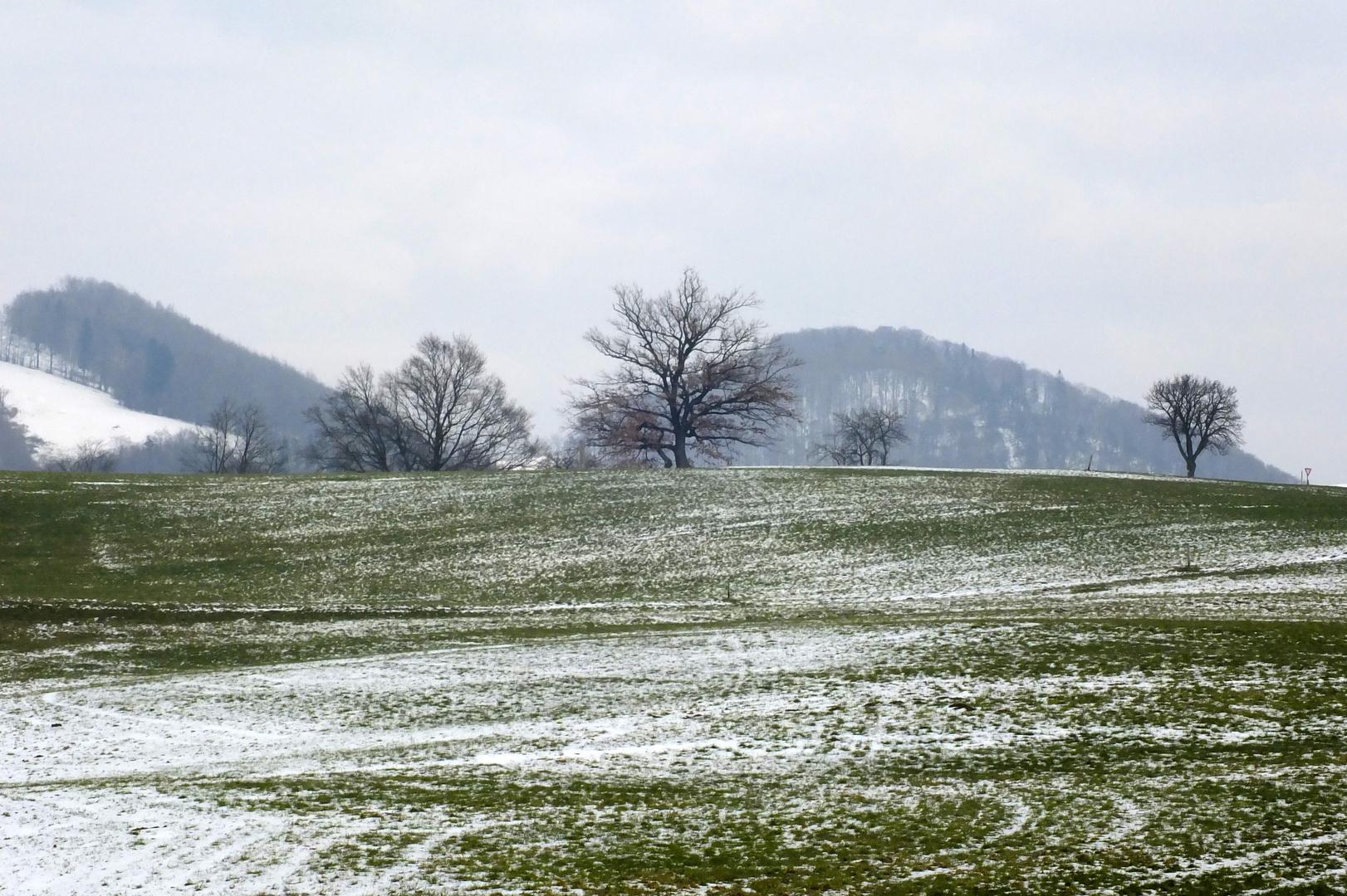 Winter noch da ?