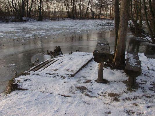 Winter-Picknick