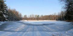Winter-See