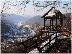 Winter überm Wiesenttal