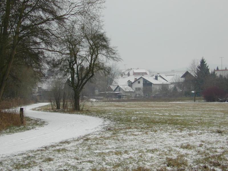 Winter vor dem Stickelberg