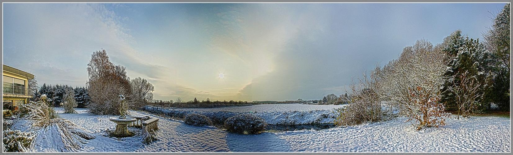 Winter Wonder Land in Troisdorf