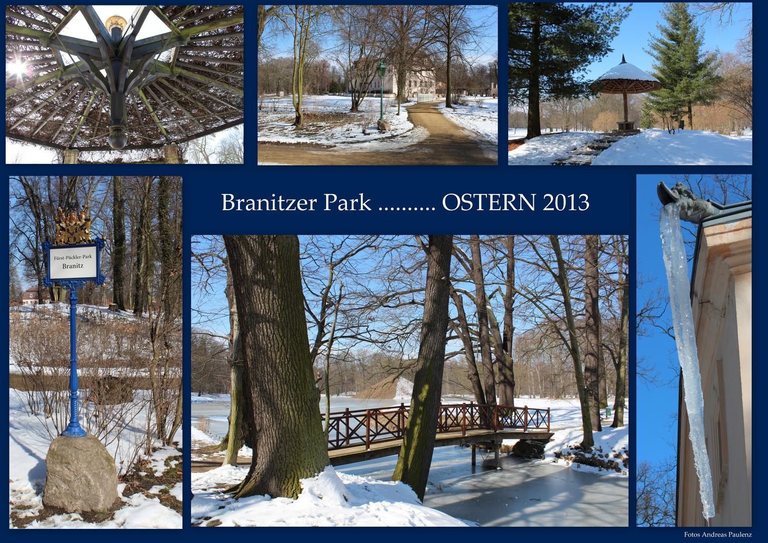 Winter zu Ostern 2013