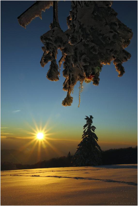 Winterabend..