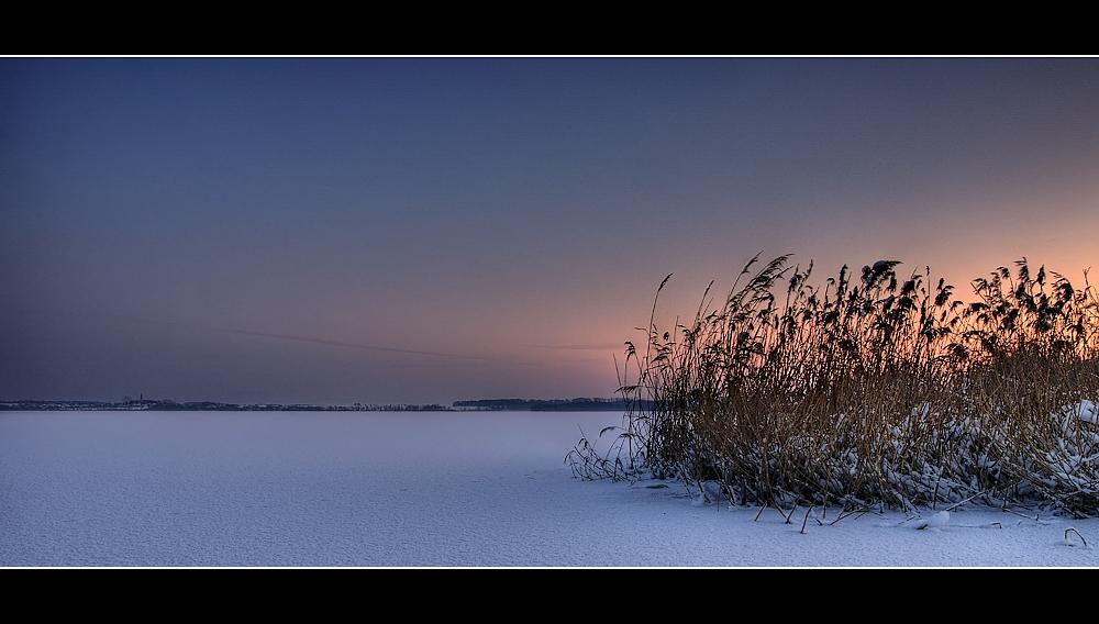- Winterabend -