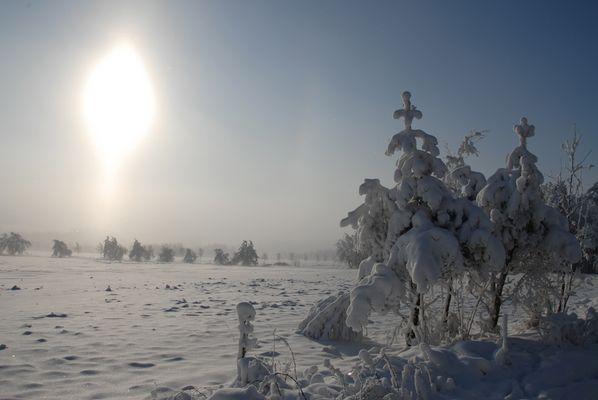 Winterandschaft 2
