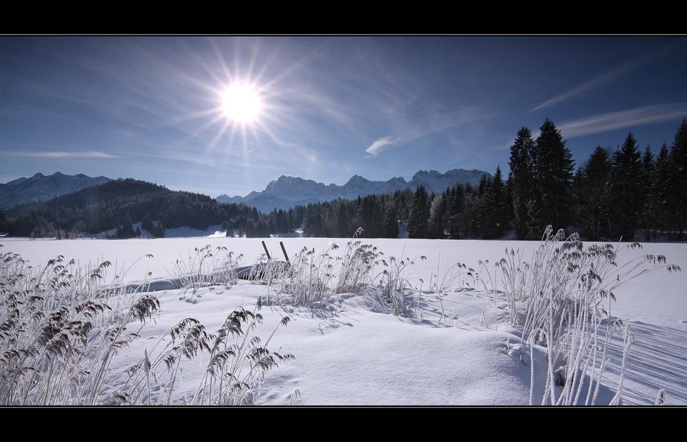 ~ Winterausblick II ~