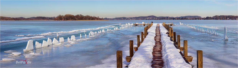 Winterausklang am Wörthsee