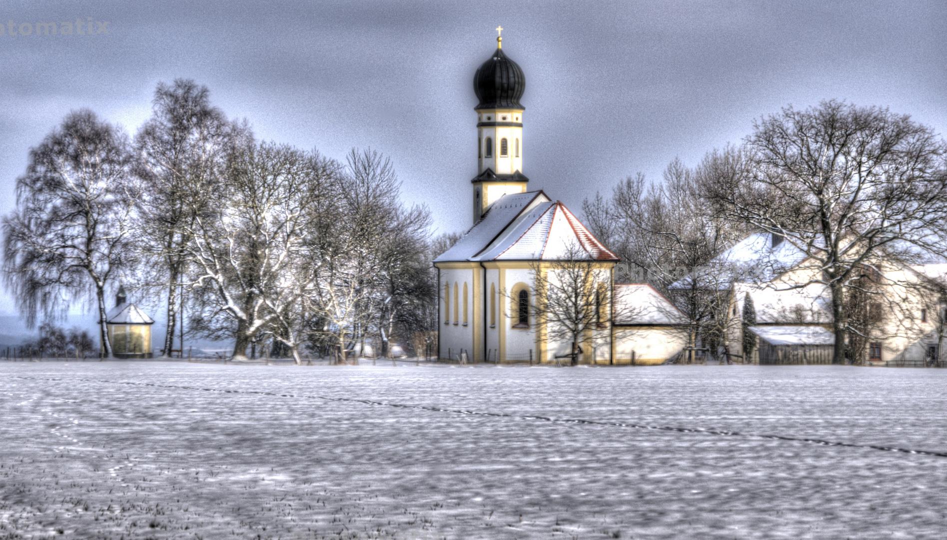 winterberg bei aschau am inn foto bild jahreszeiten winter winter schnee kapelle kirche. Black Bedroom Furniture Sets. Home Design Ideas