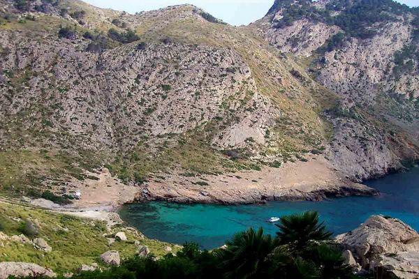 Winterblues - Die blaue Lagune