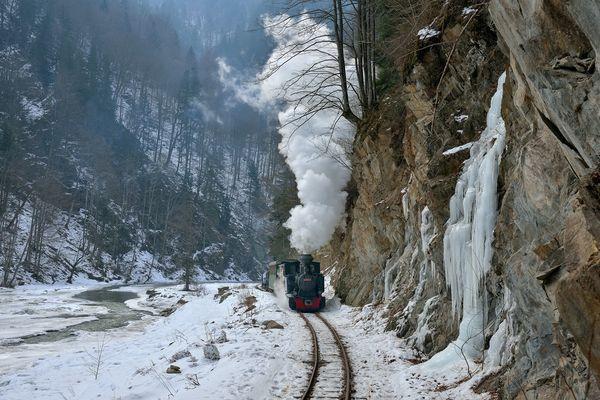 Winterdampf im Wassertal - 20