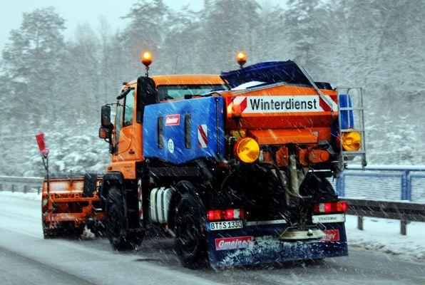 Winterdienst  Winterdienst Fotos & Bilder auf fotocommunity