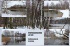 Wintereinbruch am See