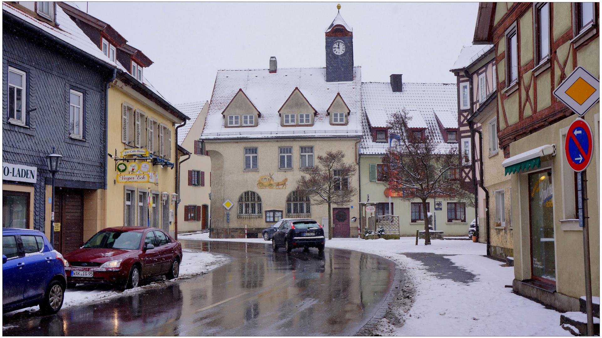 Wintereinbruch III (brusco del invierno III)