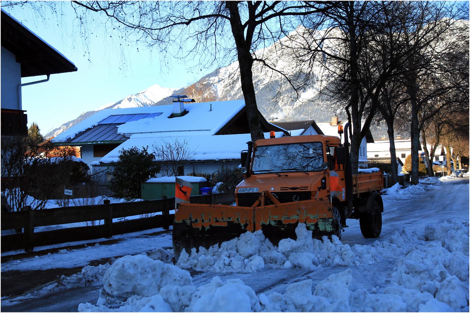 Winterfreude schafft auch Arbeitsplätze