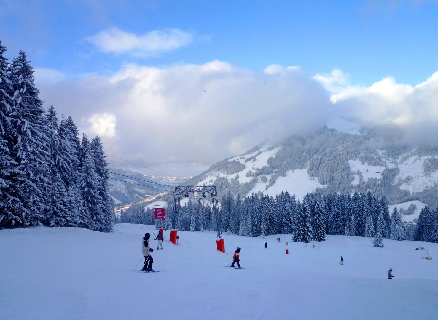 Winterfreuden ...