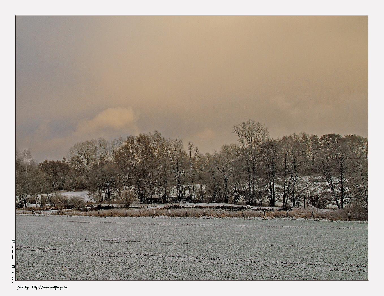 Wintergemälde....