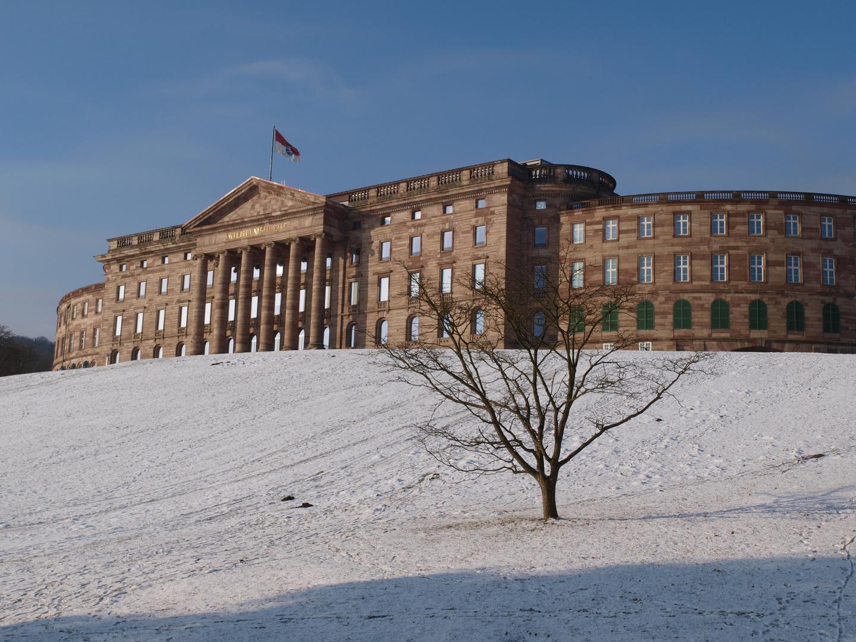 Wintergrüsse aus Kassel