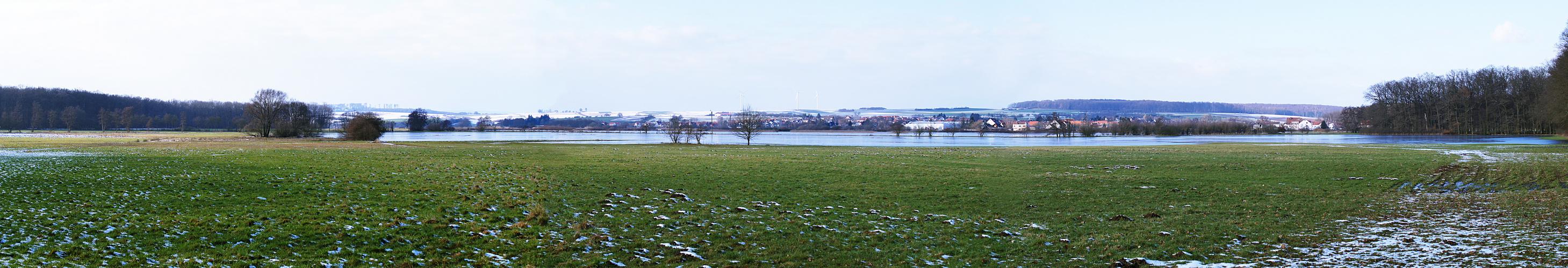 Winterhochwasser