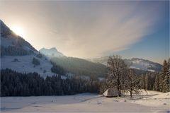Winteridylle ...