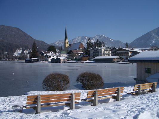 Winteridylle am Tegernsee