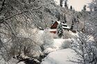 Winteridylle im Schwarzwald