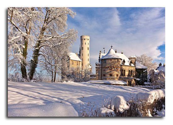 Winterimpression auf der Schwäbischen Alb